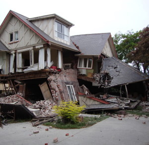 Earthquake Insurance & Preparation