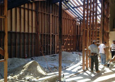 Desert Hot Springs Clubhouse — Fire Damage Restoration
