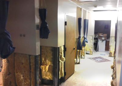 Restoration to Hallway