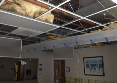 Restoration to Ceilings