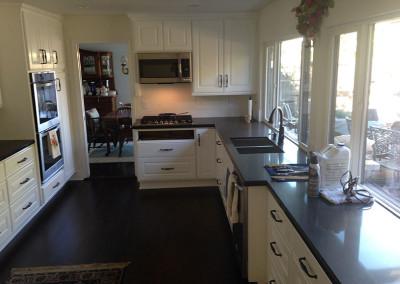 Kitchen After Water Damage Restoration