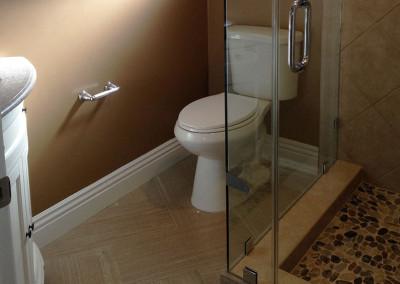 Bathroom: After Restoration