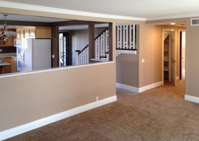 Downstairs: After Restoration