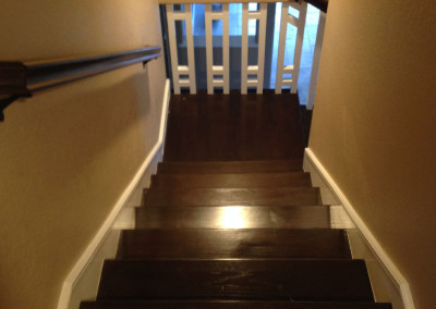Staircase: After Restoration