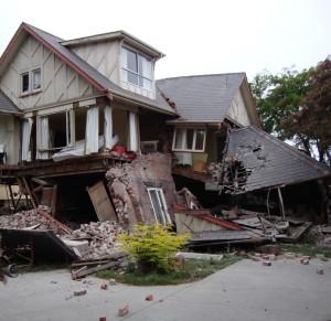 Earthquake Insurance & Preparation