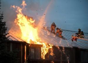 Surviving a House Fire