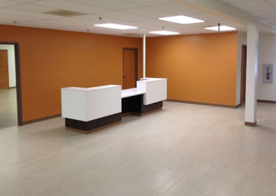 Fountain Valley Medical Building — Water Damage Restoration