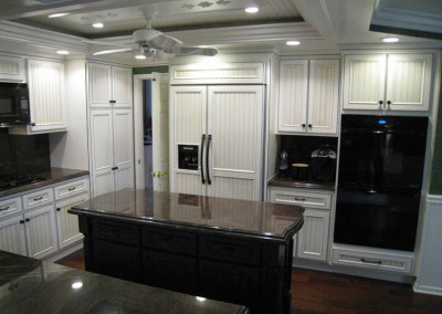 Orange Home — Complete Interior Remodel